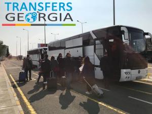 მიკრო ავტობუსების და ავტობუსების დაქირავება