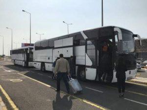 ავტობუსის ქირაობა